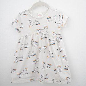 Hanna Andersson Unicorn Dress